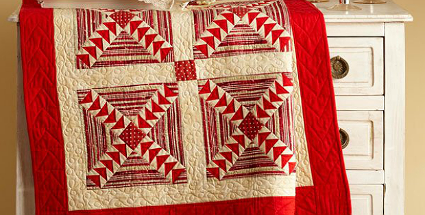Christmas Geese Quilt Pattern