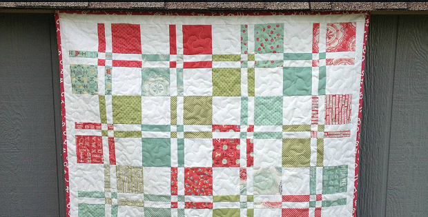 Make A Beautiful Quilt From A Simple Block Quilting Digest Classy Simple Square Quilt Patterns