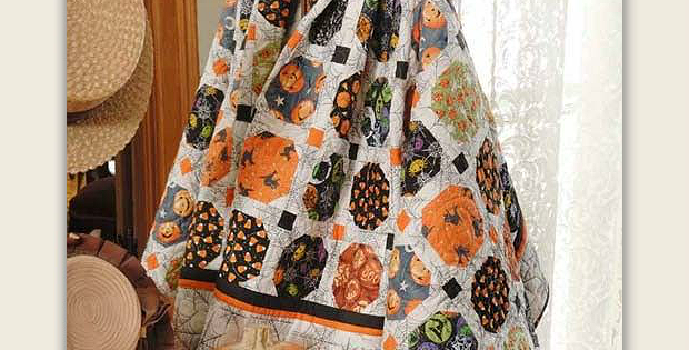 Happy Howling Quilt Pattern
