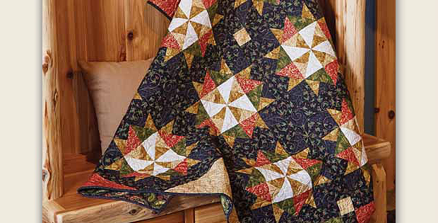 The Night Before Christmas Quilt Pattern