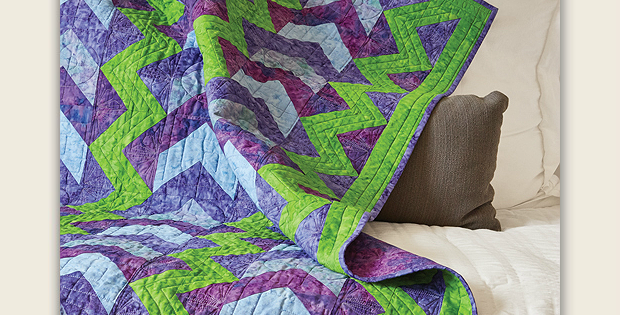 Labryinth Quilt Pattern