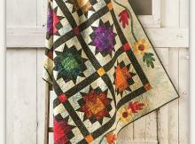 My Favorite Color is Autumn - Quilt Pattern