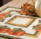 Pumpkin Patch Table Topper Pattern