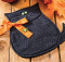 Scaredy-Cat Pot Holder Pattern