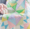 Scrappy Pastels Quilt Pattern