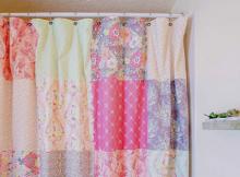 Patchwork Shower Curtain