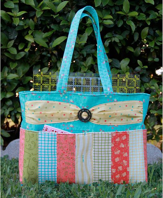 Tote Along Bag Pattern