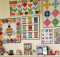 How to Hang a Small Quilt