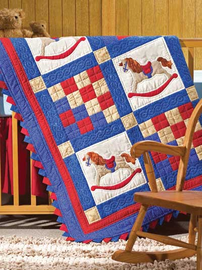 Saddle Up Quilt Pattern