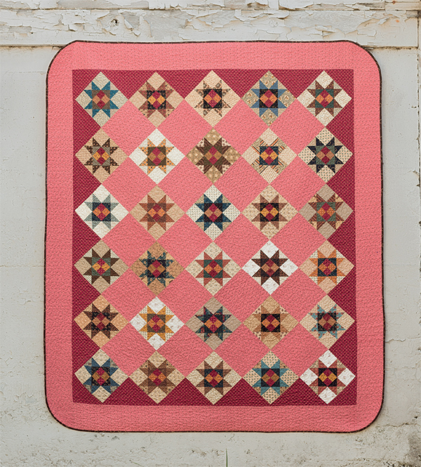How To Create Rounded Corners On A Quilt