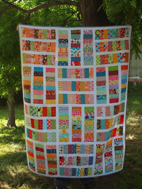 Sugar Pop N Change Quilt Pattern