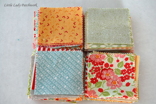 How to Make Perfectly Scrappy Quilts from New Fabric