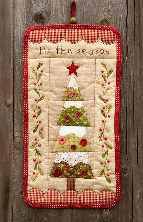 Make A Special Tree Quilt For The Holidays Quilting Digest