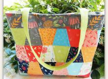 Aubri Tote Bag Pattern