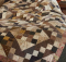 Chocolate Sparkle Quilt Pattern