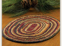 Coiled-Strip Runner Pattern