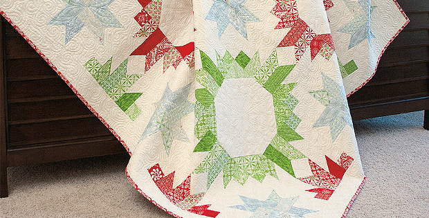 Good Tidings Quilt Pattern