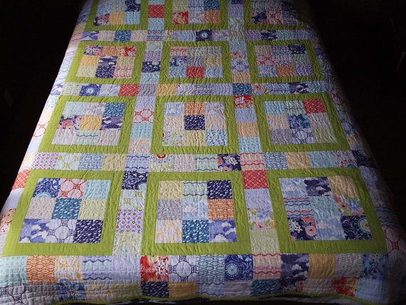 KYSS Me Quick! Quilt Pattern