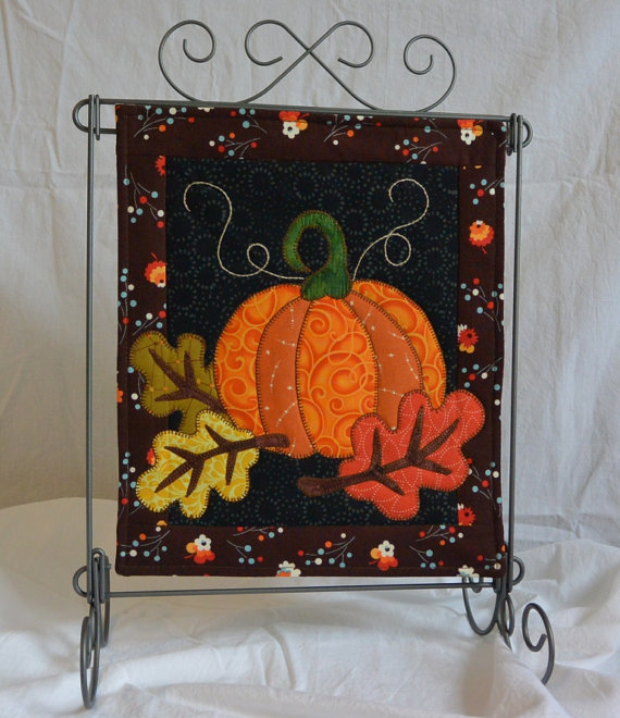 Autumn Night Mini Quilt Pattern