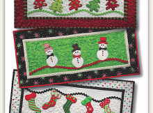 Merry, Merry Table Runner Pattern