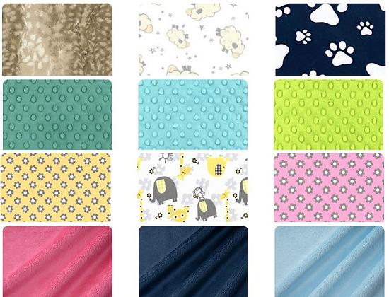 Minky Fabrics