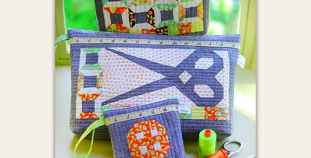 Scissor Satchels Sewing Pattern