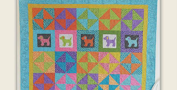 Spot Quilt Pattern