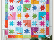 Winter Wishes Quilt Pattern