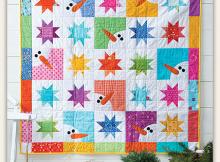 Winter Wishes Quilt Pattern