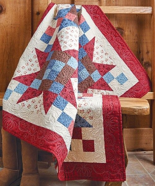 Mercy Me Quilt Pattern