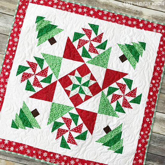 Set the Mood for the Holidays with a Beautiful Quilt - Quilting Digest : uniquely yours quilt shop - Adamdwight.com