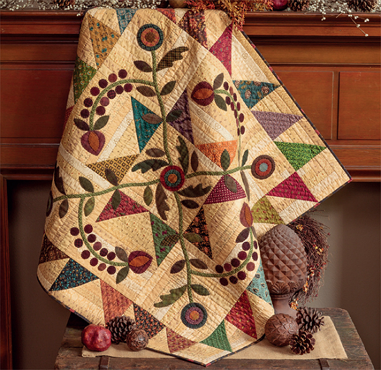 Homestead Harvest Quilt Pattern