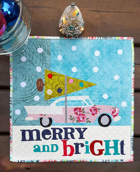 Merry and Bright Table Mat