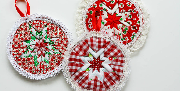 Somerset Star Ornament Tutorial