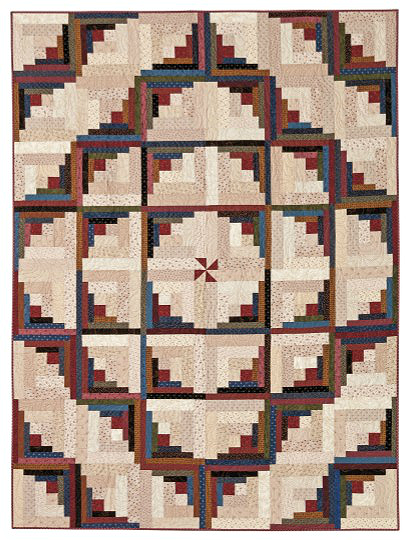 Do The Wave Quilt Pattern