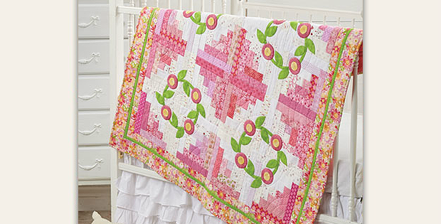 Sweet Dreams Baby Quilt Pattern