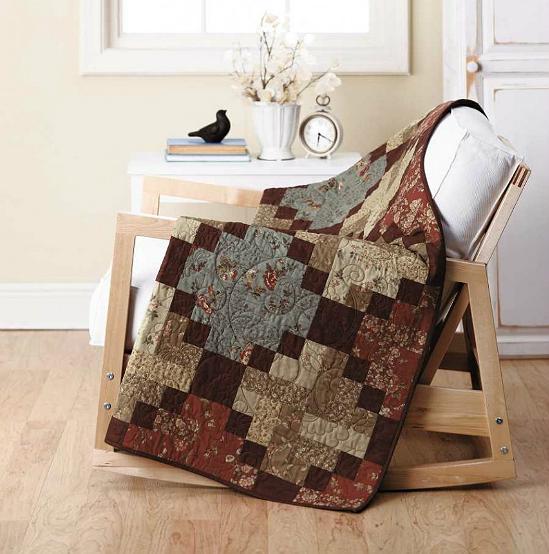 Homebound Quilt Pattern