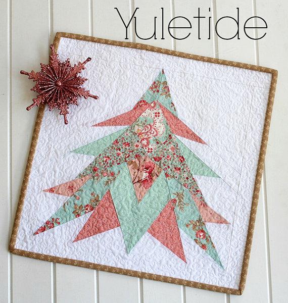 Yuletide Mini Quilt