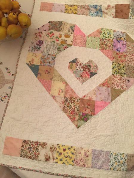 Baby Love Quilt Pattern