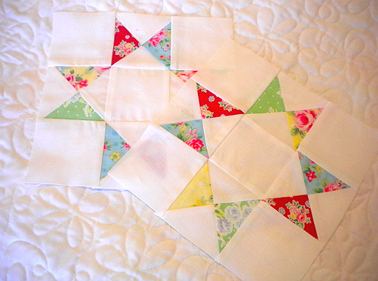 Ohio Star Blocks