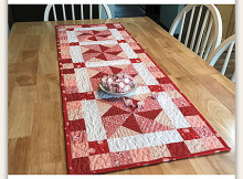Peppermint Pinwheels Quilt Pattern