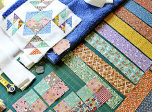 Four Tips for Piecing More Efficiently