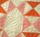 Easy Quarter Square Triangle Tutorial