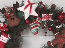 Soft Christmas Ornaments Pattern