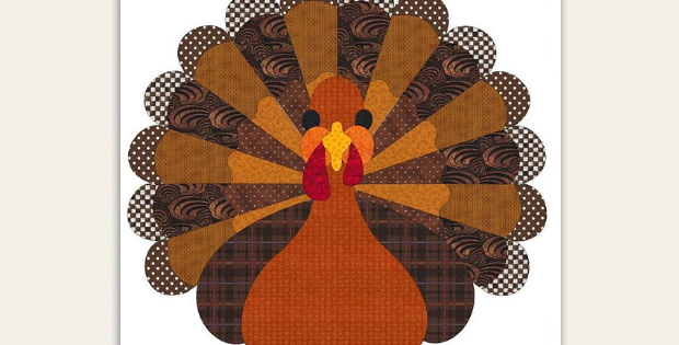 Thanksgiving Turkey Pattern