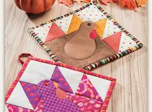 Turkey Day Pot Holder Pattern