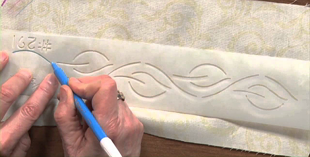 How to Mark a Quilt