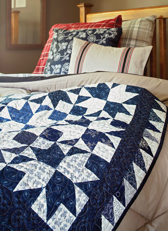 Cold Snap Quilt Pattern