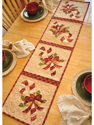 A Beautiful Runner To Enjoy For Years To Come Quilting