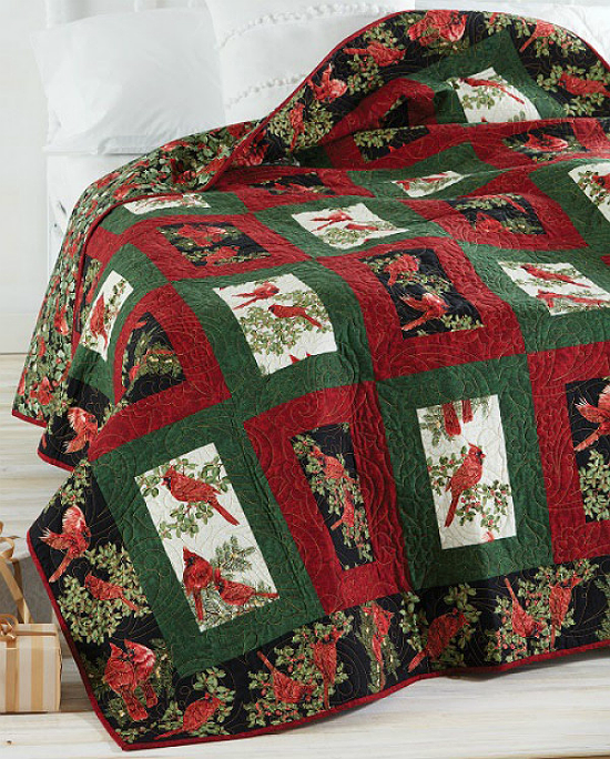 Song of Cheer Quilt Pattern